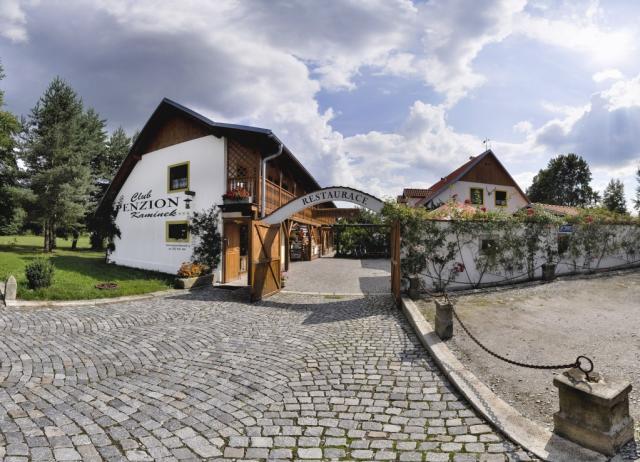 Maison d'hôte Kamínek, Nove Hrady, Ceske Budejovice Südböhmen République tchèque