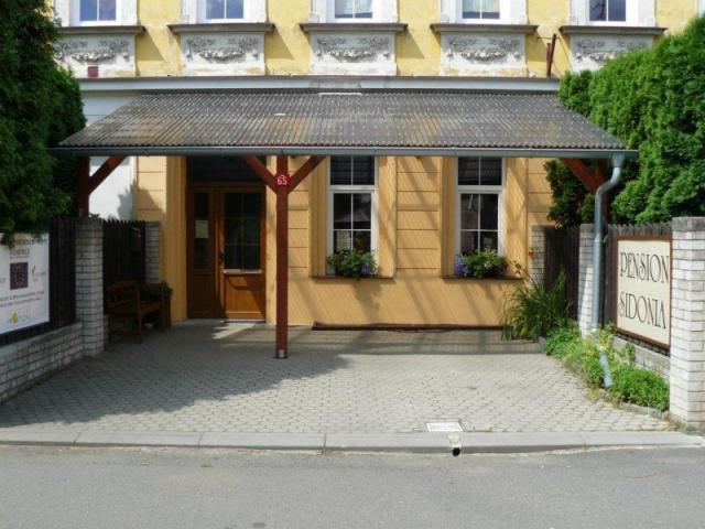 Pensionas Sidonia für geschlossene Gruppen, Vojkovice, Karlovy Vary Westböhmische Kurorte Čekija