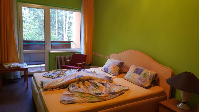 Pension Mlyn in Stare Splavy, Reichenberg Ceska Lipa