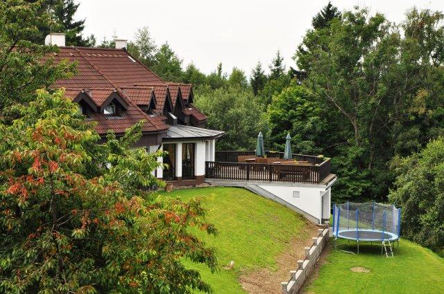 Maison d'hôte Benecko (30 Personen)  mit Innenpool und Sauna, Benecko, Riesengebirge Riesengebirge République tchèque