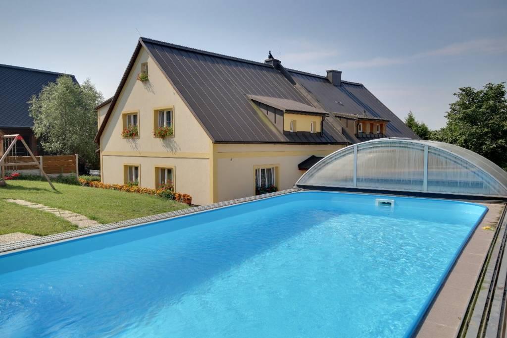 Maison d'hôte Hajek mit Wellness, Horni Branna, Riesengebirge Riesengebirge République tchèque
