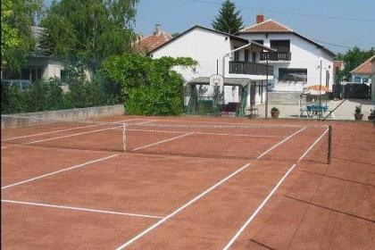 penzion Innenstadt, Tennisplatz, Sprudelbad, Keszthely, Keszthely Plattensee-Balaton Maďarsko