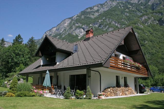 willa Hotel in Vila Stare, Bohinjsko jezero, Bohinj Julische Alpen Slowenia