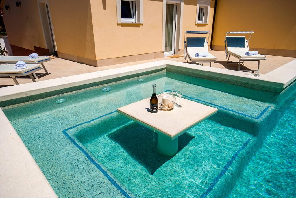 Vila Villa Manuela, Banjole, Medulin Istrien Südküste Kroatija