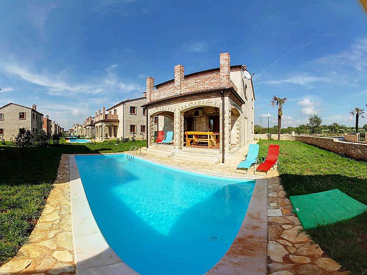 Villa oliva in cabrunici, Pula Istrien Südküste Kroatien