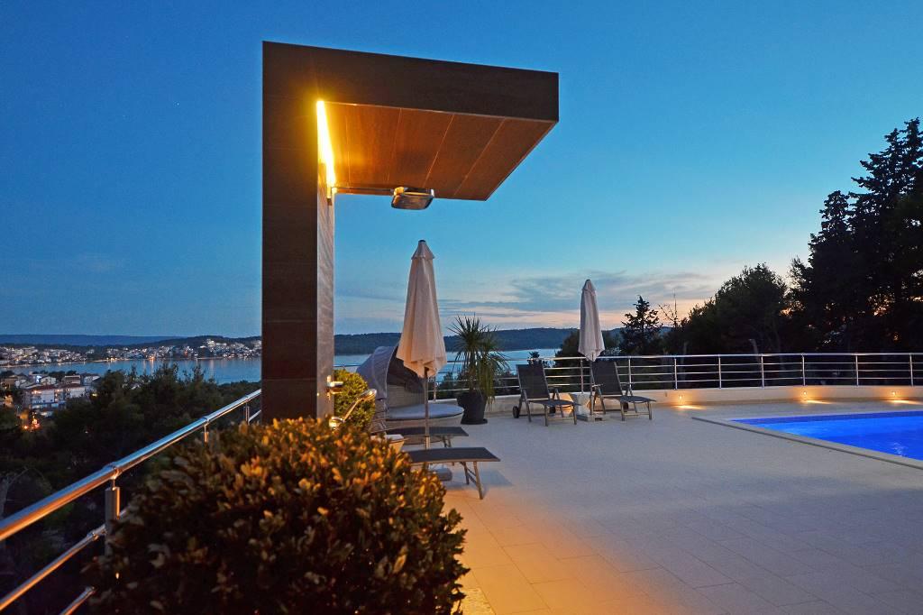 Vila VILLA LUX, Trogir, Trogir Mitteldalmatien Kroatija