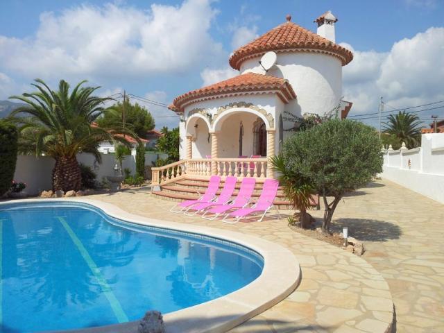ferienwohnung ferienhaus costa dorada spanien katalonien. Black Bedroom Furniture Sets. Home Design Ideas