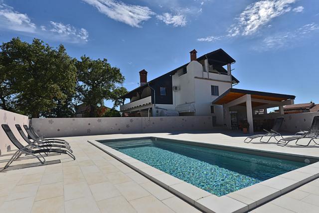 Villa Villa Paolija APP1, Novigrad, Novigrad Istrien Nordküste Kroatie