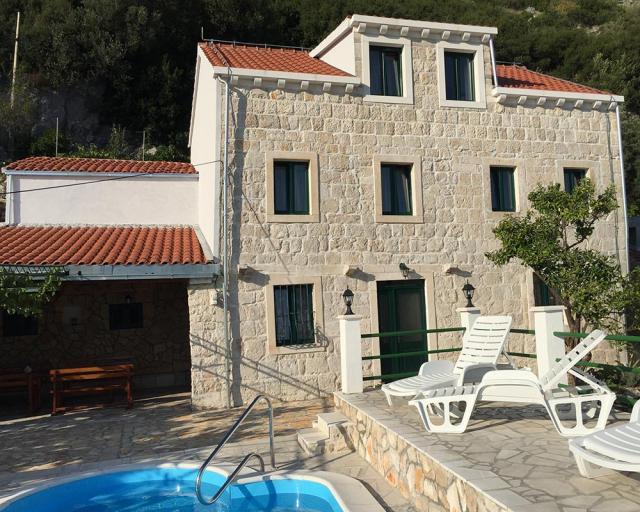 Villa Anita, Viganj, Peljesac Süddalmatien Kroatie