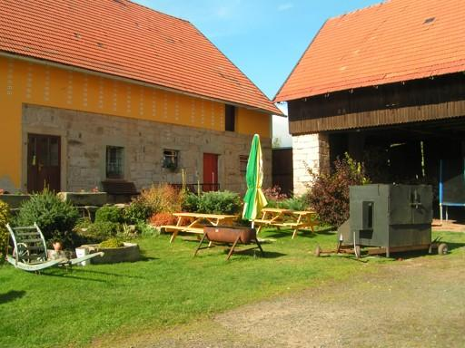Bauernhof -Pension-ARKADA mit 2 Appartments in Bozanov, Adersbacher Felsen Adersbacher Felsen