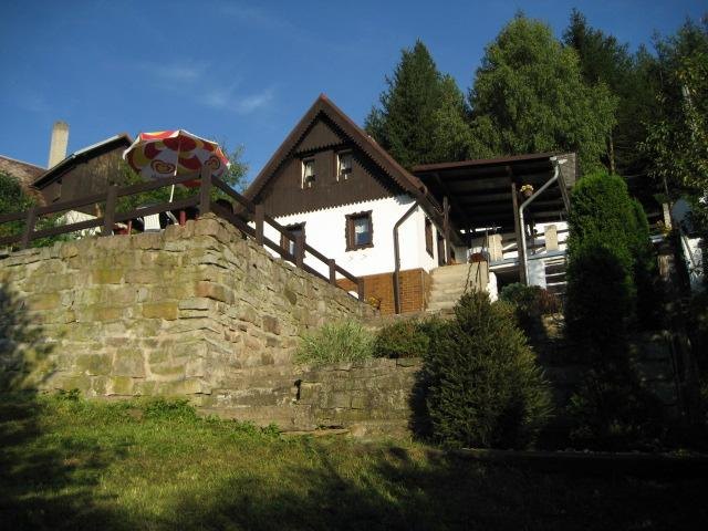 Ferienhaus Markoušovice in Markousovice, Adersbacher Felsen Adersbacher Felsen
