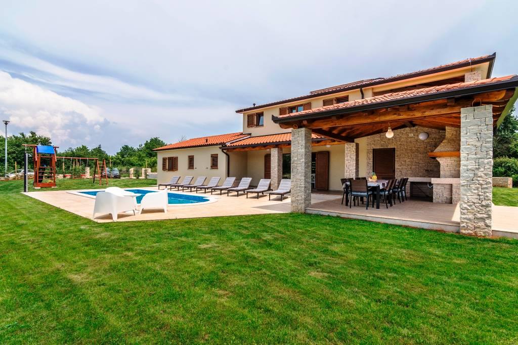 Villa in Labin, Labin mit Pool, Fahrräder, Klimaanlage