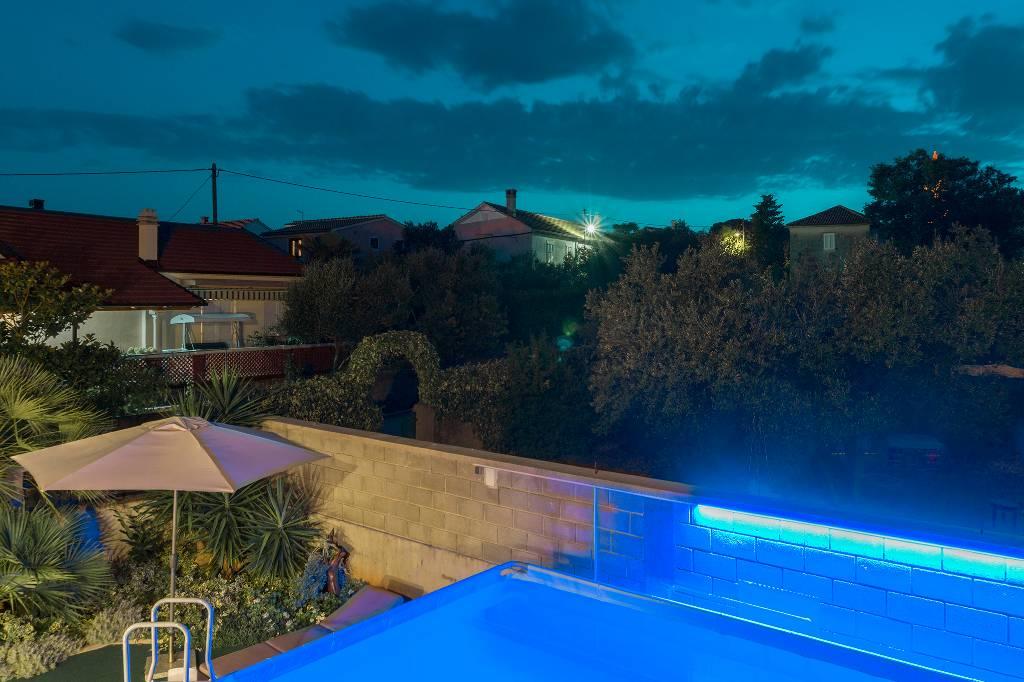 Ferienhaus in ugljan insel ugljan mit pool fahrr der - Formentera ferienhaus mit pool ...