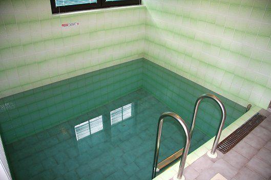 ferienhaus in nova pec lipno stausee mit pool. Black Bedroom Furniture Sets. Home Design Ideas