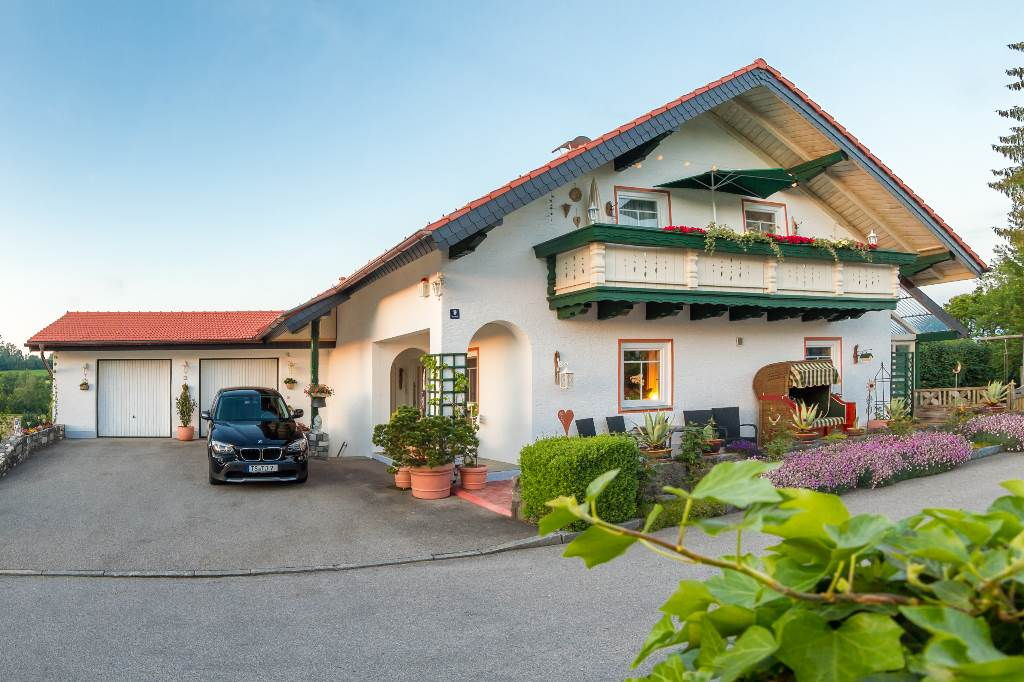 Apartman za odmor ****Chiemgau Appartement▪viel Platz Waging am See, Bayern Chiemsee