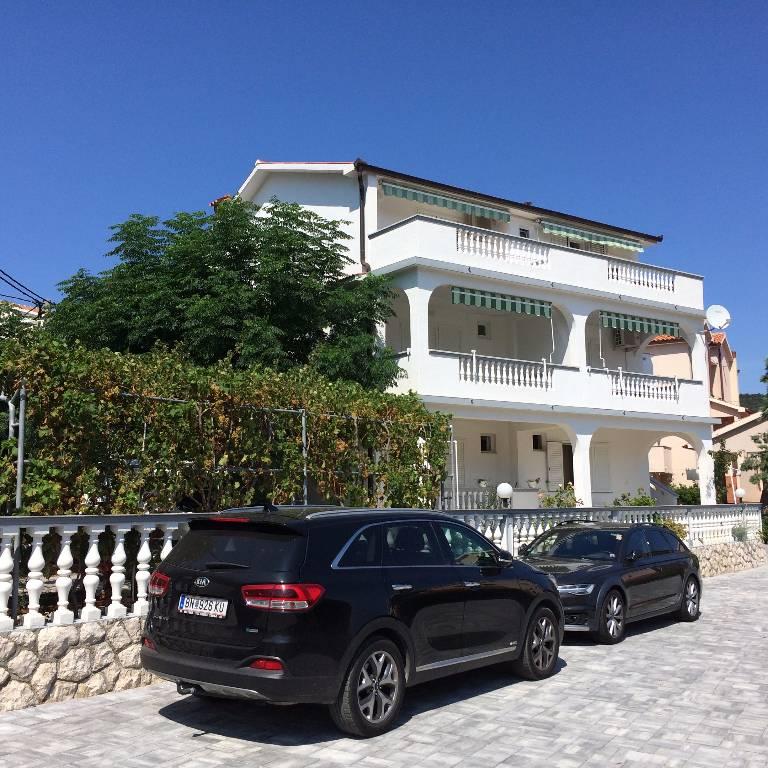 Ferienwohnung In Supetarska Draga, Insel Rab Mit Boot